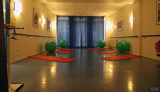 Vita mobile - Zentrum für Physiotherapie und Prävention in Wermelskirchen - Kursangebote zur Prävention