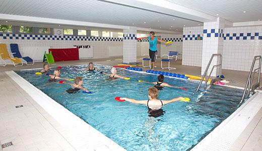 Vita mobile - Zentrum für Physiotherapie und Prävention in Wermelskirchen - Wassergymnastik